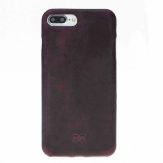 iPhone 7/8 Plus Bouletta Echt Leder Ultra Cover Lila