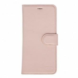 Samsung Galaxy S8 Bouletta Echt Leder Magic Wallet Nude