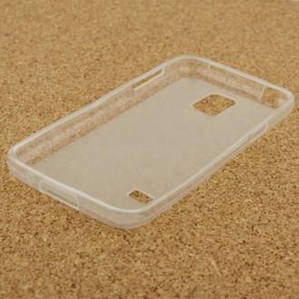 TPU Silikon Transparent Durchsichtig Cover Galaxy S5 mini