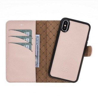 More about Bouletta Echt Leder Magic Wallet iPhone X Haut