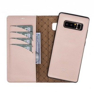 Bouletta Echt Leder Magic Wallet Galaxy Note 8 Haut