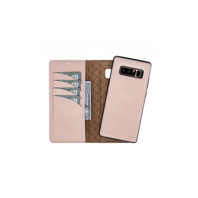 Bouletta Echt Leder Magic Wallet Galaxy Note 8 Haut