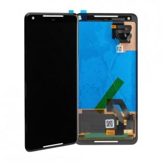 Google Pixel 2 XL LCD + Touch Einheit Schwarz