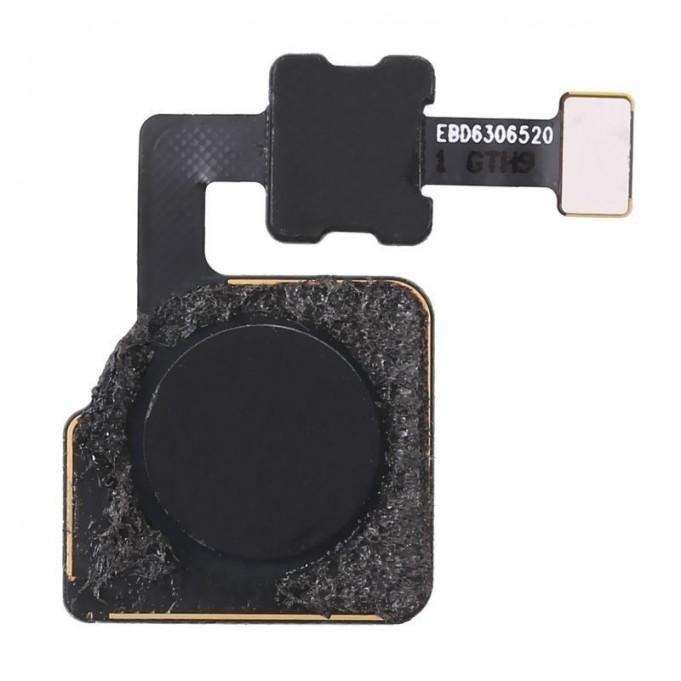 Google Pixel 2 XL Fingerabdruck Sensor Flexkabel Schwarz