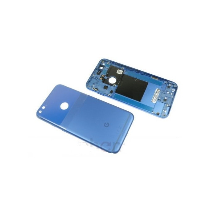 Google Pixel XL Akkudeckel Blau