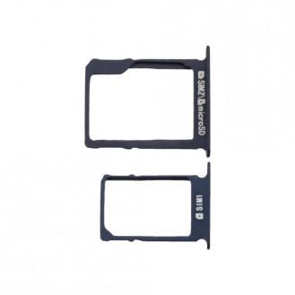 Samsung Galaxy A5 A500 Sim Karten Halter Schwarz