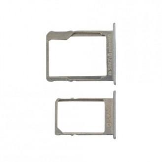 Samsung Galaxy A5 A500 Sim Karten Halter Silber