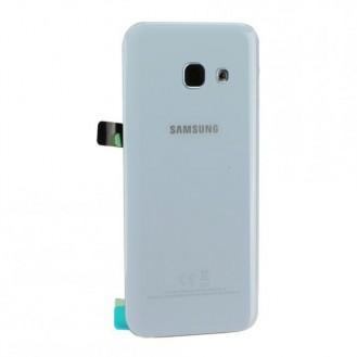 Samsung Galaxy A3 2017 Akkudeckel Blau