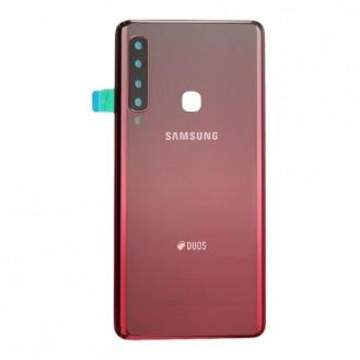 Samsung Galaxy A9 (2018) Akkudeckel Pink