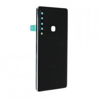 Samsung Galaxy A9 (2018) Akkudeckel Schwarz