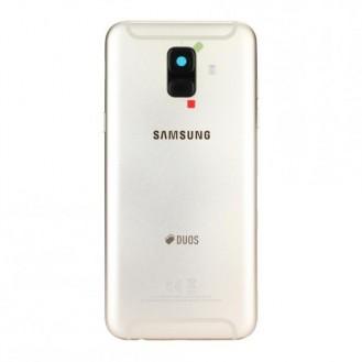 Samsung Galaxy A6 2018 Akkudeckel Gold