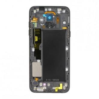 Samsung Galaxy A6 2018 Akkudeckel Schwarz