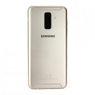 Samsung Galaxy A6 Plus 2018 Akkudeckel Gold