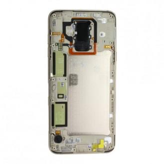 Samsung Galaxy A6 Plus 2018 Akkudeckel Gold