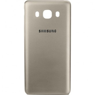 Samsung Galaxy J5 2016 Akkudeckel Gold