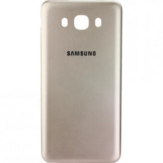 Samsung Galaxy J7 2016 Akkudeckel  Gold