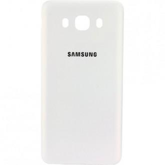 Samsung Galaxy J7 2016 Akkudeckel Weiss