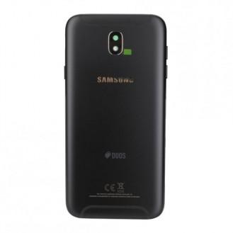 Samsung Galaxy J7 2017 Akkudeckel Schwarz