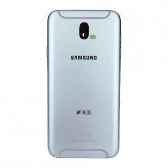 Samsung Galaxy J7 2017 Akkudeckel Silber