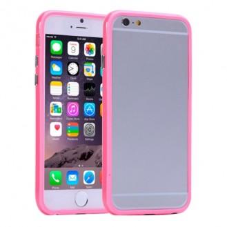 """TPU Bumper Rosa Case iphone 6 Plus 5,5"""""""