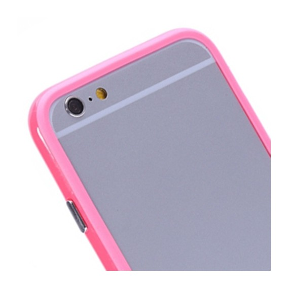 TPU Bumper Rosa Case iphone 6 Plus 5,5""