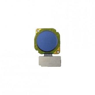 Huawei Mate 10 Lite Fingerabdrucksensor Flexkabe Blau