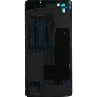 Huawei P8 Lite Akkudeckel Schwarz