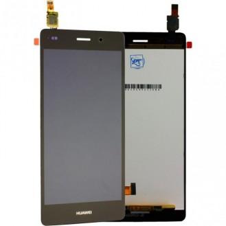 Huawei P8 Lite LCD+Touch Display Einheit, Schwarz