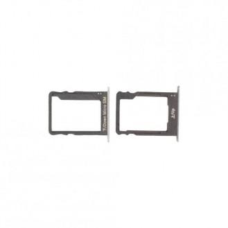 Huawei P8 Lite Simkarten Halter Schwarz