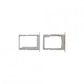 Huawei P8 Lite Simkarten Halter Weiss