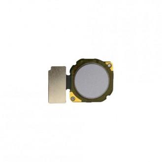 Huawei P9 Lite (VNS-L21) Fingerabdruck Sensor Flex Kabel Silber