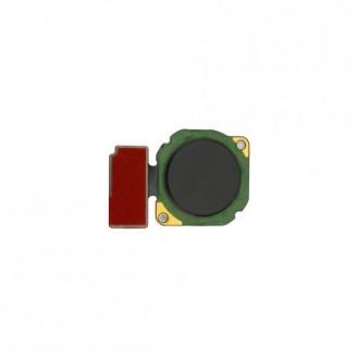 Huawei P8 Lite Fingerabdruck Sensor Flex Kabel Schwarz