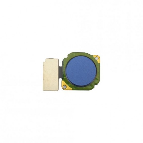 Huawei P8 Lite 2017 Fingerabdruck Sensor Flex Kabel Blau