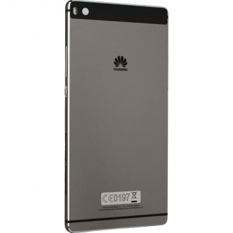 Huawei P8 Akkudeckel Titan Grau