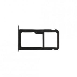 Huawei P10 Lite Simkarten Halter Grau