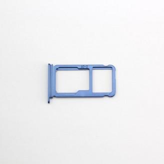 Huawei P10 Plus Simkarten Halter Blau