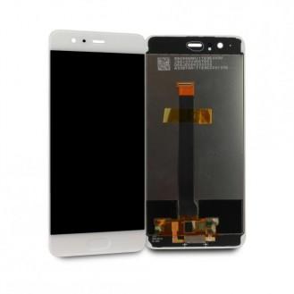 Huawei P10 Plus LCD mit Displayrahmen Weiss