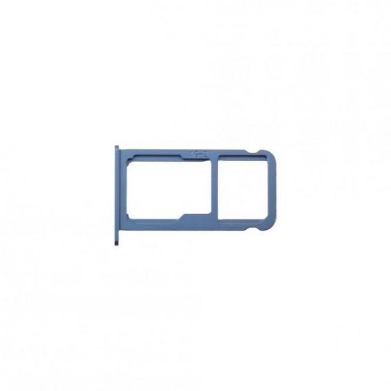 Huawei P10 Simkarten Halter Blau
