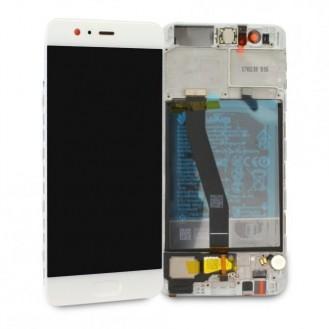 Huawei P10 LCD Komplett-Einheit mit Displayrahmen Gold