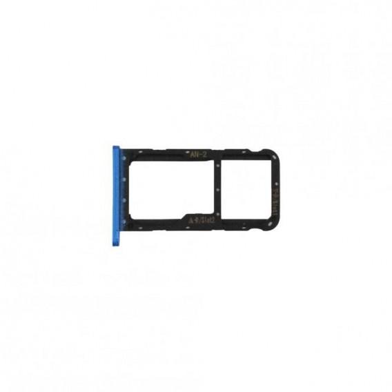 Huawei P20 Lite Simkarten Halter Blau