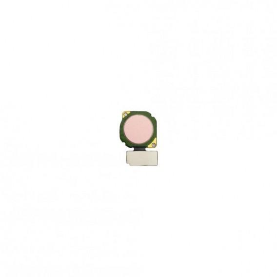 Fingerabdrucksensor Flex Pink kompatibel mit Huawei P20 Lite