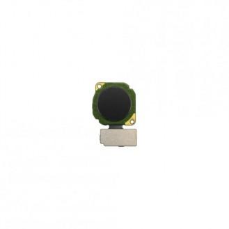 Fingerabdrucksensor Flex Schwarz kompatibel mit Huawei P20 Lite