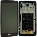 LG G4s H736P Komplett LCD+ Touch Titan mit Displayrahmen