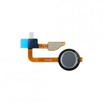 LG G6 H870 Fingerabdrucksensor Flex Silber
