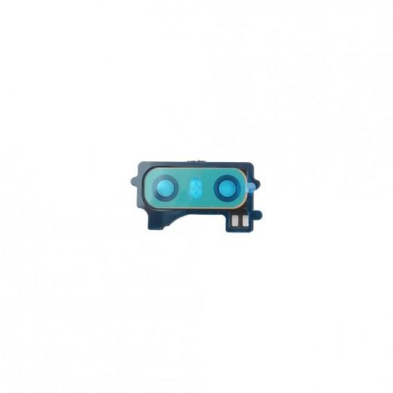 Hauptkameralinse mit Rahmen Kompatibel mit LG G6 Pink