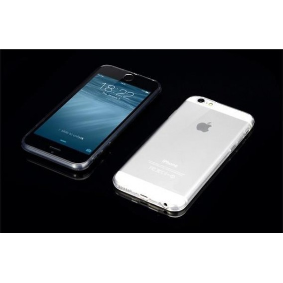 Silikon Transparent Hülle iPhone 6 4,7