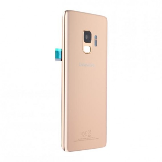 Samsung Galaxy S9 Akkudeckel, Sunrise Gold