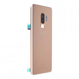 Samsung Galaxy S9 Plus Akkudeckel, Sunrise Gold