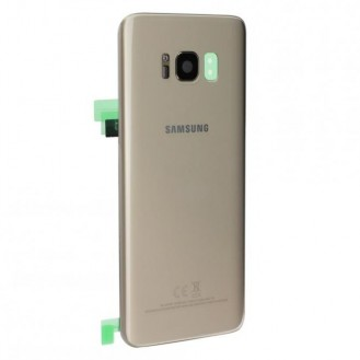 Samsung Galaxy S8 Akkudeckel Gold