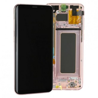 Samsung Galaxy S8 Plus LCD Frontcover, Pink